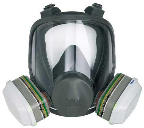 Full Face Respirator Masks North 3m And Moldex